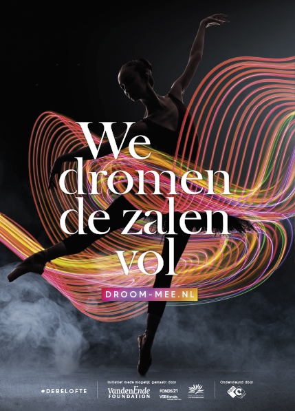 We dromen de zalen vol